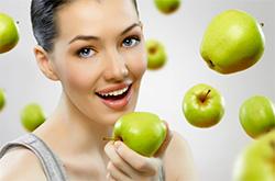 монодиета яблочная для похудения
