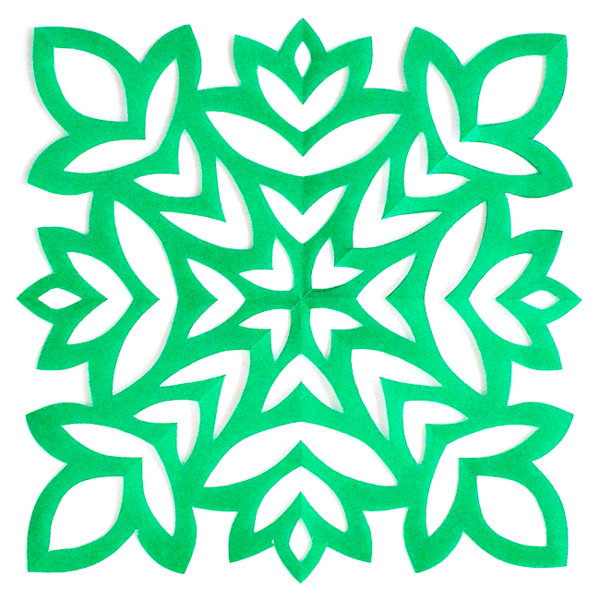 снежинки из бумаги своими руками, как сделать снежинку, схемы снежинок