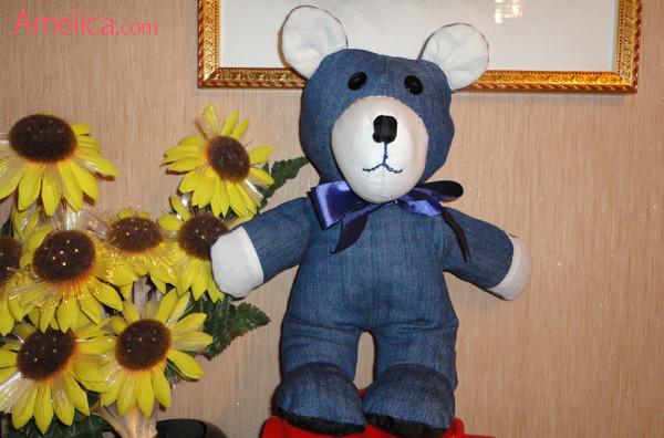мягкая игрушка мишка своими руками, выкройка мягкой игрушки, выкройка игрушка мишка