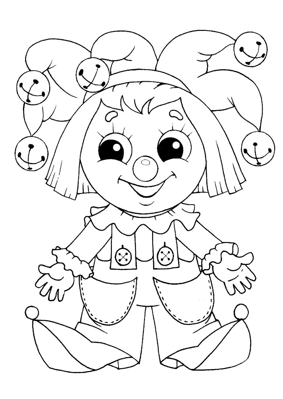 Бесплатные раскраски для малышей от 2-3 лет