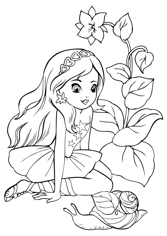 раскраски для детей, детские раскраски для творчестваAmelica