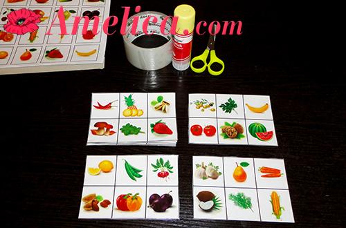 развивающая детская игра про овощи своими руками скачать бесплатно