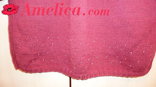вязание спицами для женщин