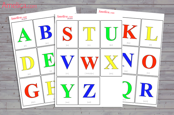 Знакомства с буквами в садике конспекты 6