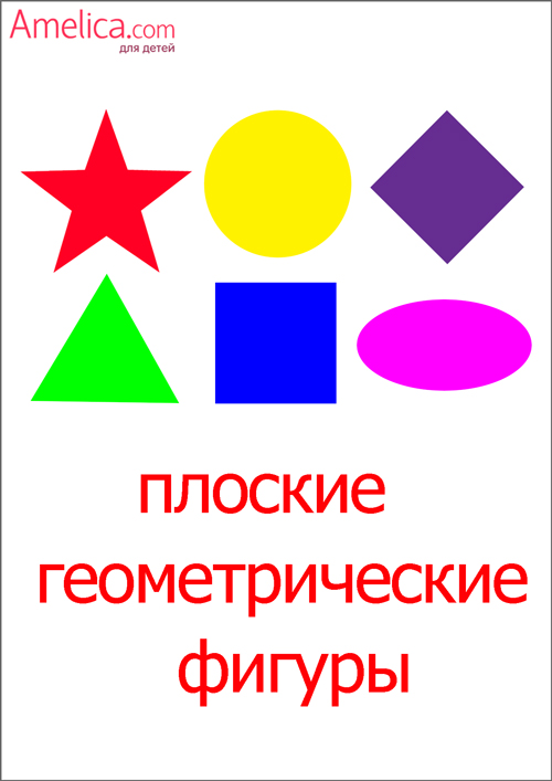 карточки геометрические фигуры, изучаем геометрические фигуры, карточки домана