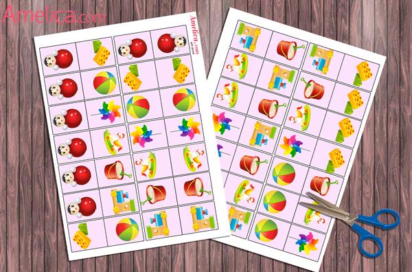 Настольные игры раскраски для девочек