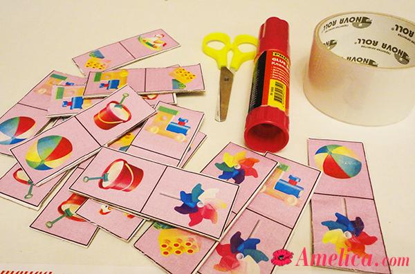 игры для детей распечатать