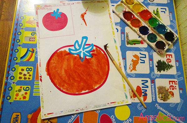 раскраски для самых маленьких распечатать, первые раскраски для малышей