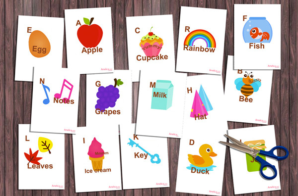 английские карточки распечатать, английский алфавит для детей, буквы английского алфавита