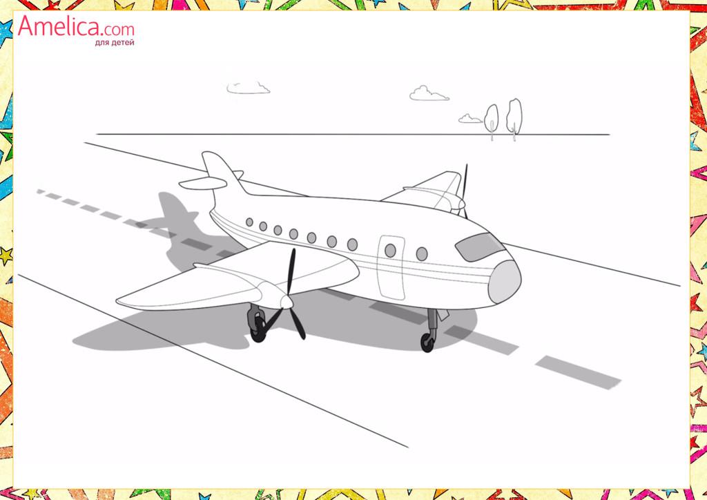 раскраски для мальчиков распечатать бесплатно, самолеты