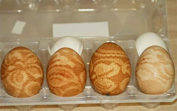 чем красить яйца на Пасху, как покрасить яйца дома красиво