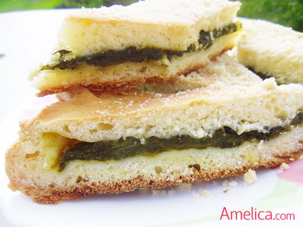 как сделать вкусный домашний пирог с щавелем рецепт с фото