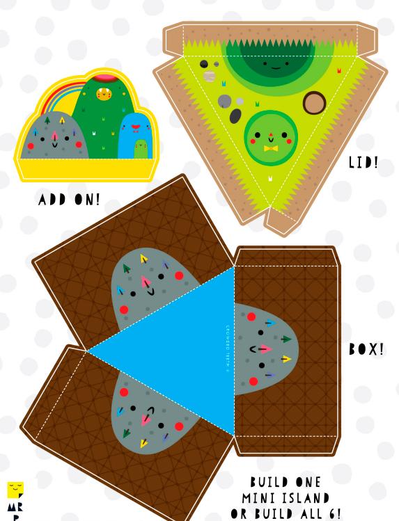 объемные поделки из бумаги для детей своими руками, бумжные шаблоны для вырезания и склеивания