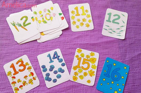 карточки для детей скачать, для детей распечатать, картинки цифры для детей 2-3-4-5-6 лет