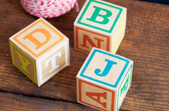 познакомиться с буквами для детей