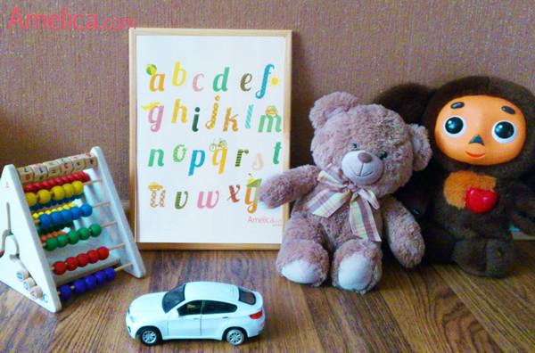 английский алфавит для детей, карточки английские буквы для детей,