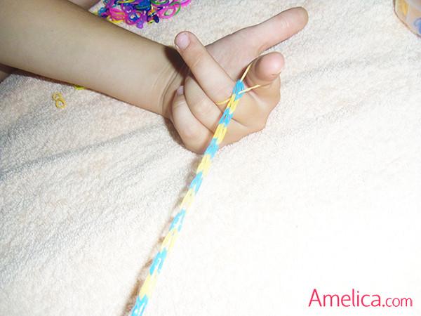 как плести браслеты из резиночек, способы плетения из резиночек