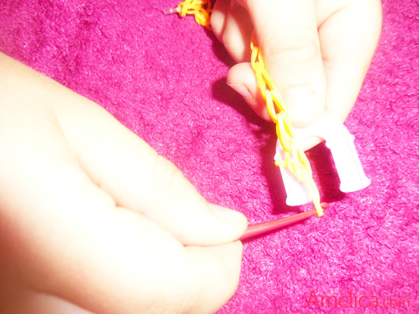 способы плетения из резиночек, пошаговые уроки плетения из резиночек