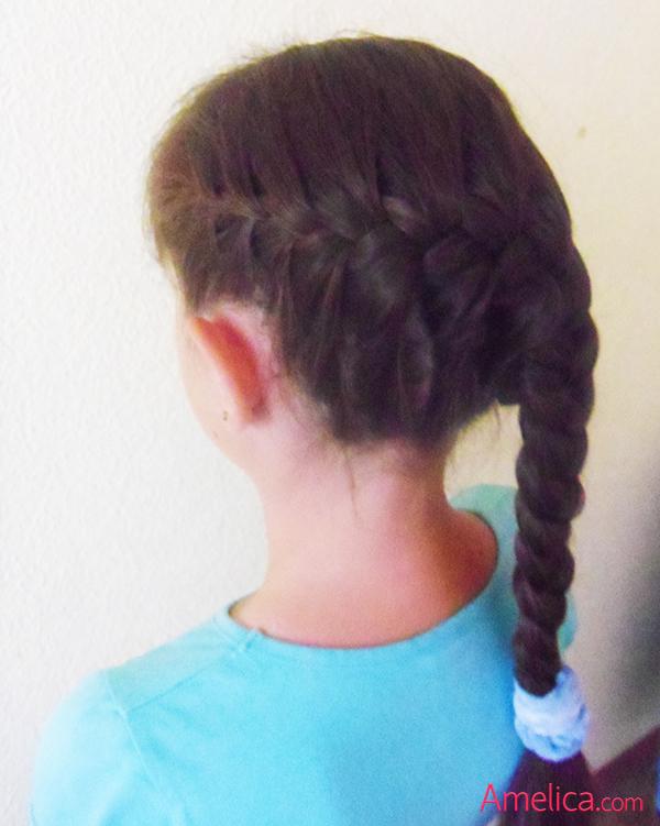 Фото красивых причесок из кос на длинные волосы 63