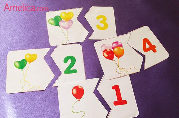 учим цифры от 1 до 10, цифры для детей 2,3,4,5,6 лет