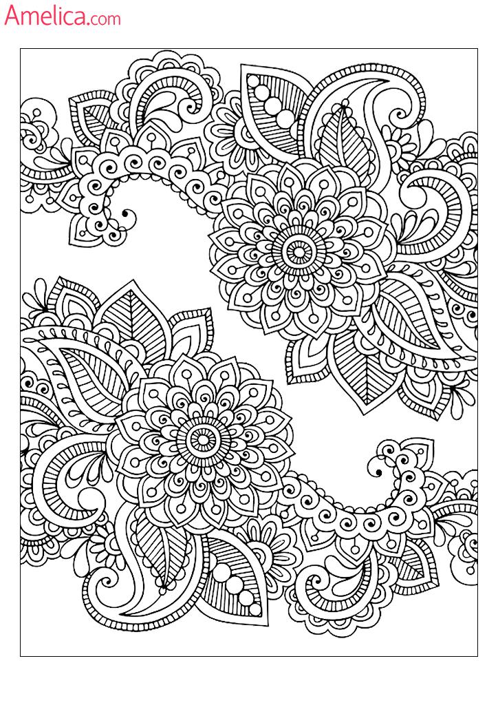 Антистрессовая Цветок Картинки Винкс Раскраска землянике