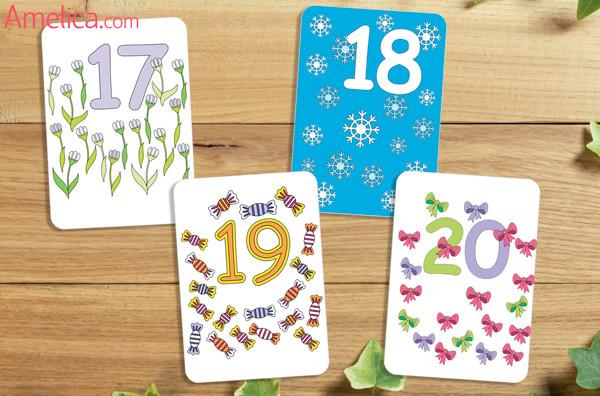 обучающие материалы для развитие детей, развивающие карточки, картинки цифры,