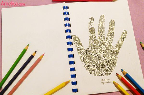 арт терапия книга раскраска, раскраски антистресс для взрослых