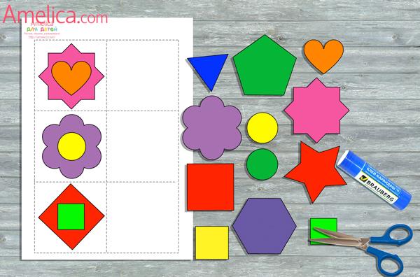 занятия для развития детей, развивающие игры для детей, аппликация для детей, лепка из пластилина