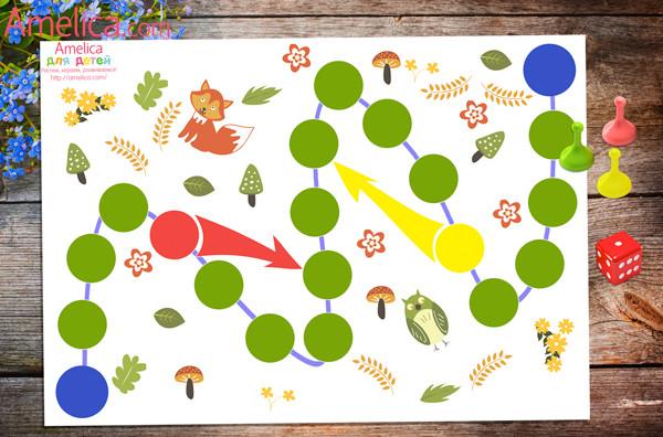 настольные игры для детей 1-2-3 года, настольные игры для малышей
