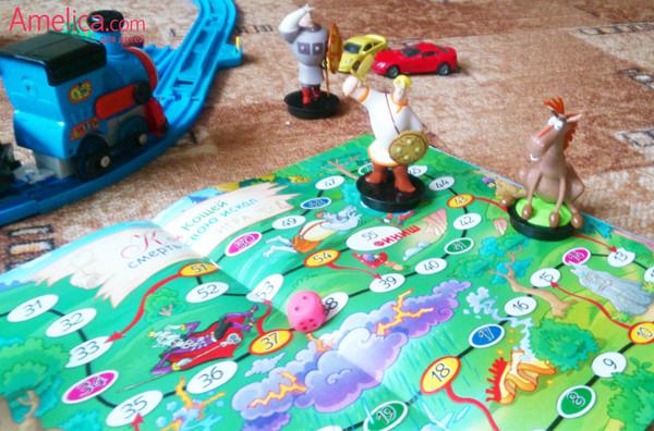 настольные игры для детей, игры распечатать и играть