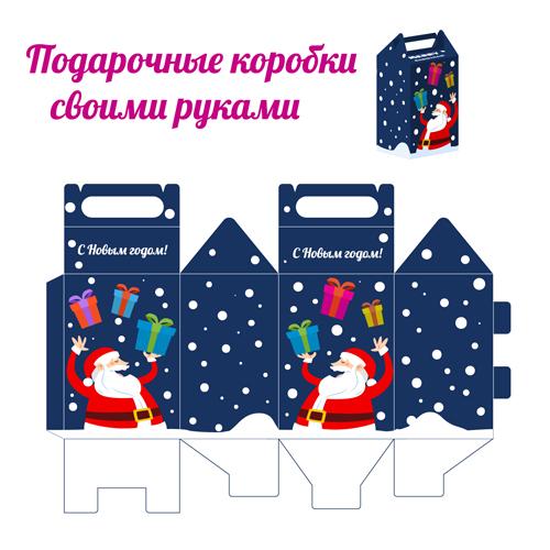 подарочная короба своими руками, как сделать подарочную коробку, коробки для подарков