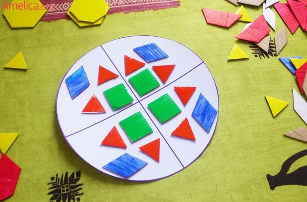 развивающая игра для детей своими руками, развивающие игры