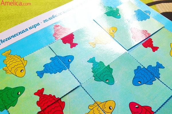 игры - головоломки, головоломки для детей,
