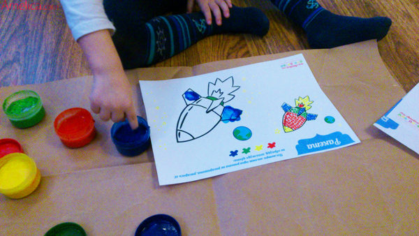 Пальчиковое рисование, рисуем пальчиками, рисование пальчиками для детей,
