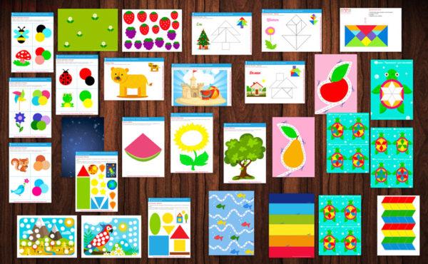 Тематический комплект скачать, тематический комплект для детей