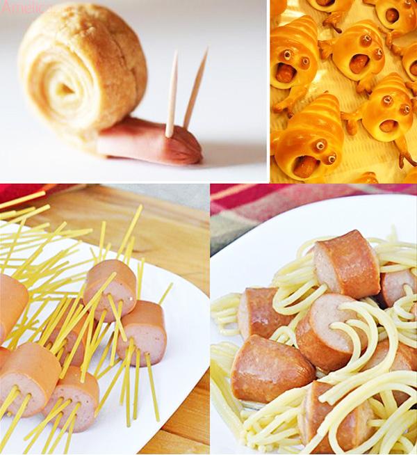 как приготовить сосиски для детей
