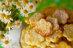 рецепт печенье из творога