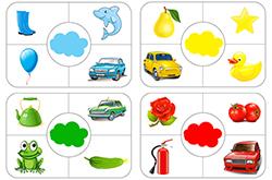 игра учим цвета с ребенком скачать для маленьких