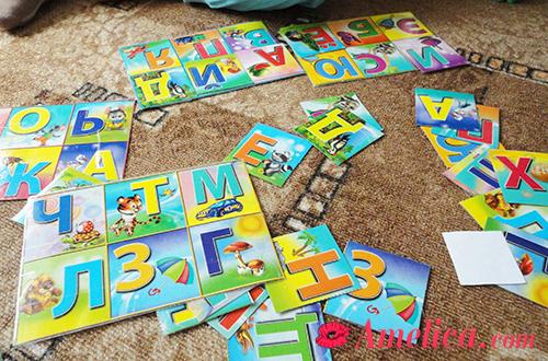 как выучить буквы с ребенком легко и быстро