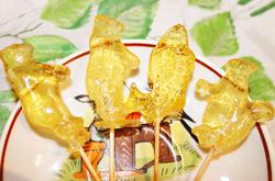 домашние леденцы из сахара на палочке рецепт