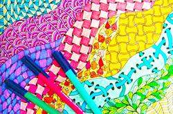 Раскраски для взрослых антистресс