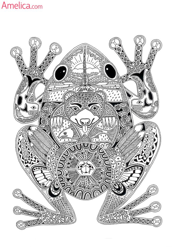 Арт Терапия Раскраски скачать - arrowthepiratebay