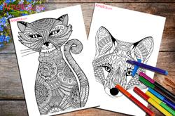 раскраски арт-терапия, раскраски антитресс скачать бесплатно