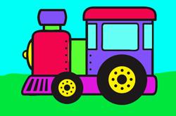 разукрашки для мальчиков, раскраски транспорт,