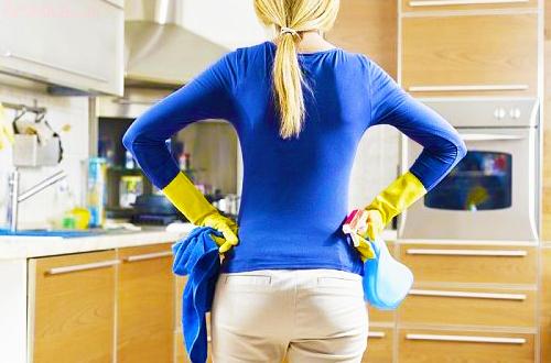 Что делать, если муж не убирает за собой? Какую клининговую компани выбрать?