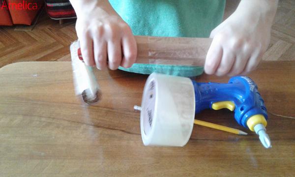 как сделать нунчаки детские, нунчаку сделай сам, нунчаки своими руками
