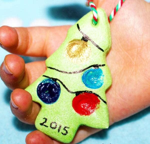 новогодняя поделка ёлочка, поделка ёлочка своими руками, новогодние поделки 2017