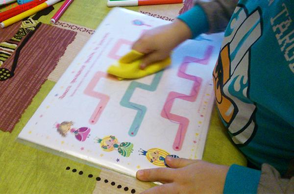 Готовим руку к письму, распечатать занятия для подготовки к письму
