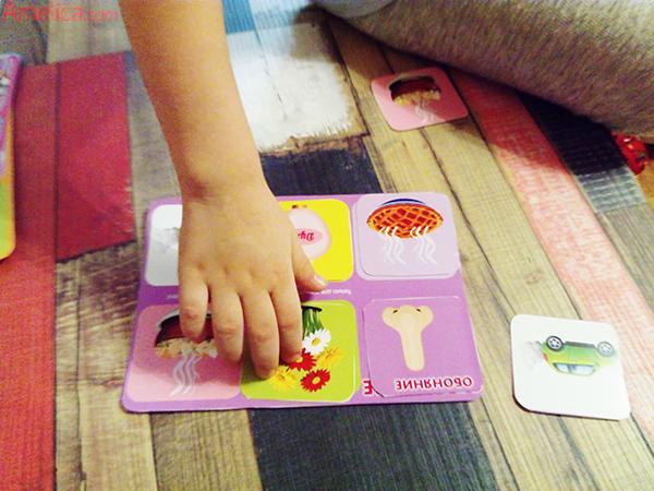 изучаем органы чувств, дидактическая игра органы чувств