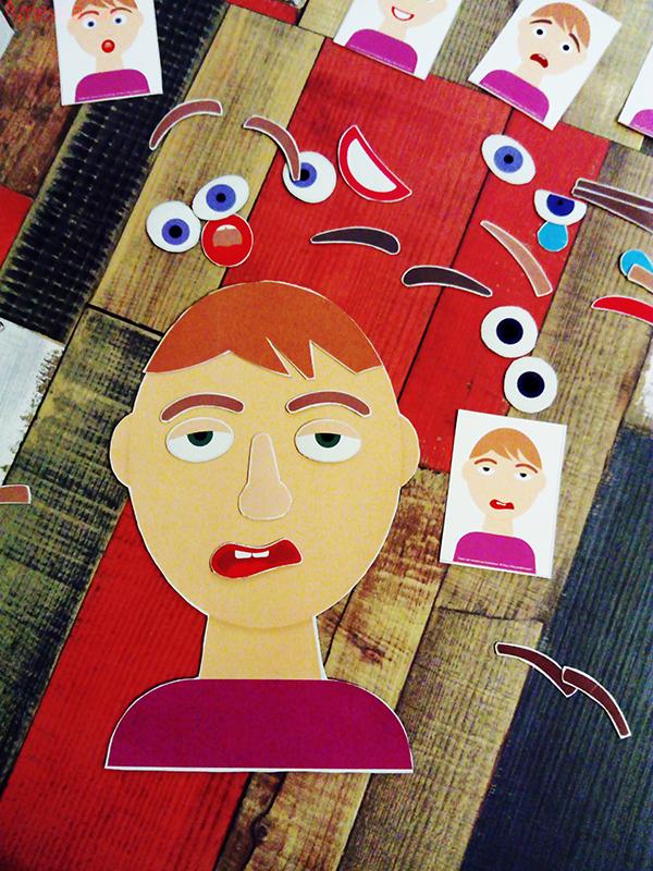 изучаем эмоции людей, игра эмоции скачать